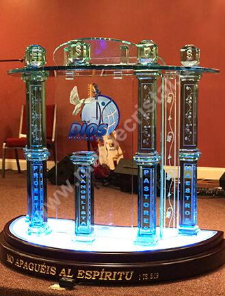 altar luminoso