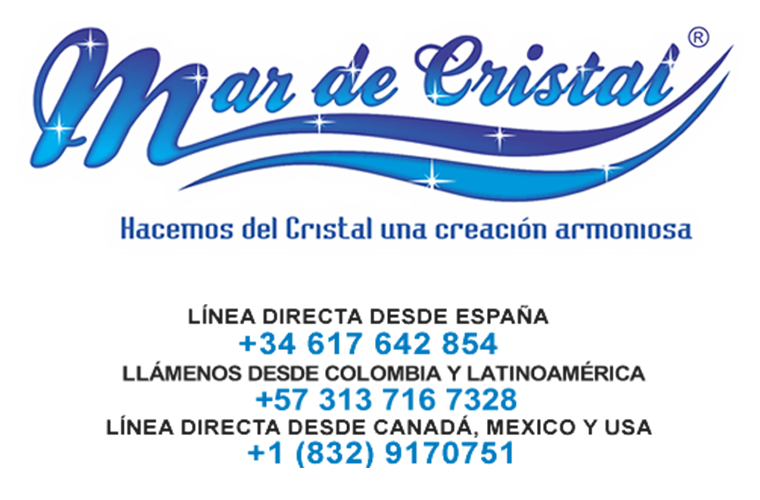 logo-mar-cristal-banner-movil-pulpitos-cristal-muebles-decoracion-colombia-america-europa